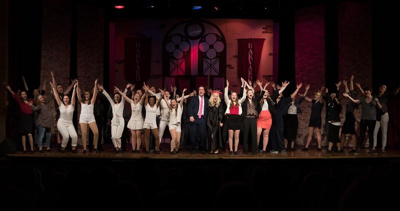 Arvada West Theatre Company - Legally Blonde - Closing Night