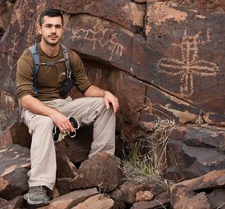 Mojave Preserve Petroglyphs