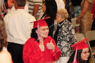 Shelby High School Graduation--May 27, 2011