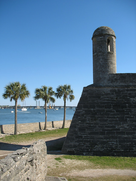 St. Augustine, Castillo de San Marcos, & Ponce Inlet Light (FL)