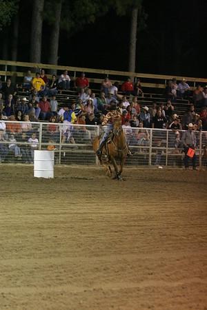 TSRA Rodeo Barrel Racing 05/19/2006