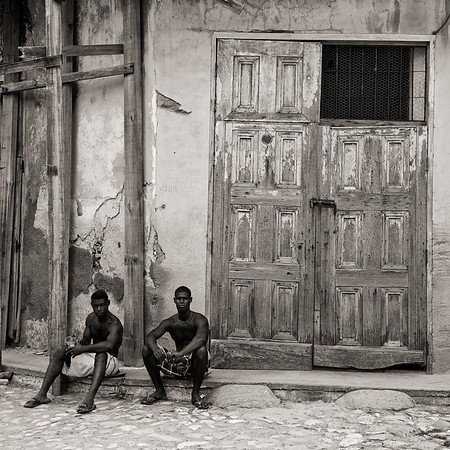 CUBA - Stepping Back in Time