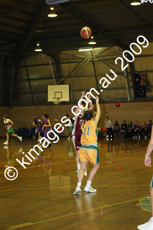 YLW - Comets Vs Manly 8-8-09