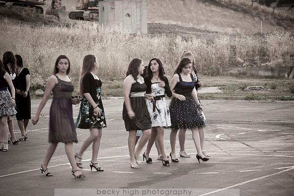 RCJHS 8th Grade Banquet 2010