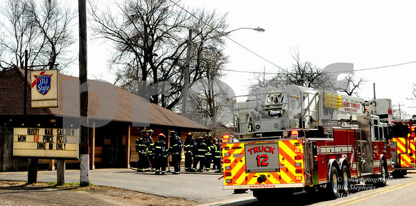 THE RUSTY NAIL RINGWOOD ILLINOIS STRUCTURE FIRE
