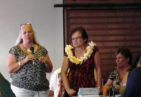 E Hula Mau 2012-Volunteers