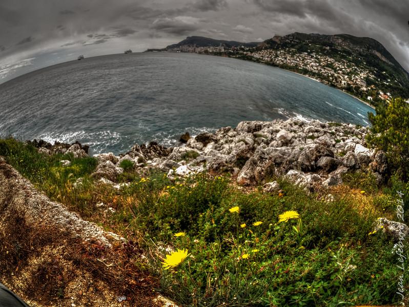 Monaco across the bay