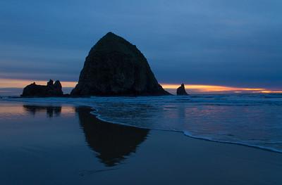 NW Oregon's Pacific Coast