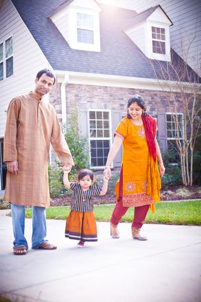 Anavekar Family 2013