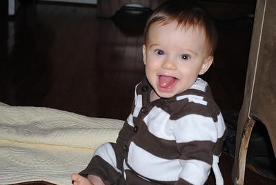 Hank 9 Months Old