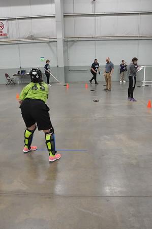 Floor Hockey Skills