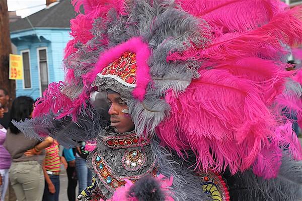 New Orleans Black Masking Indians