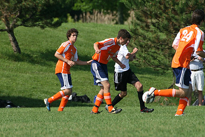 U16 Boys- Far Post Development vs. Shentahaha Mad Dogs