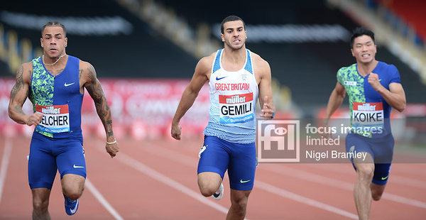 FIL MULLER ATHLETICS GRAND PRIX BIRMINGHAM 21