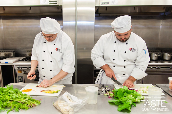 The Seasonal Chef Class, The Art Institute of Durham