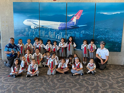 Priory K at Hawaiian Airlines