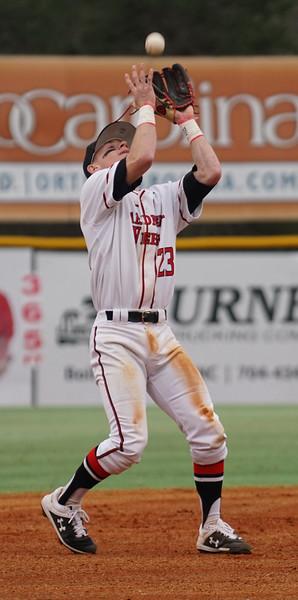 Gardber Webb Baseball Vs. Navy