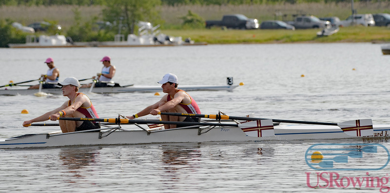 Men's Lightweight Youth Double Semifinal