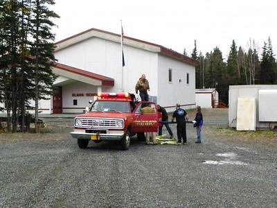 Slana Powerhouse Fire