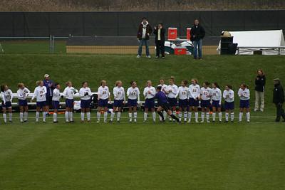 Semi Championship against ORU Nov. 9, 2007