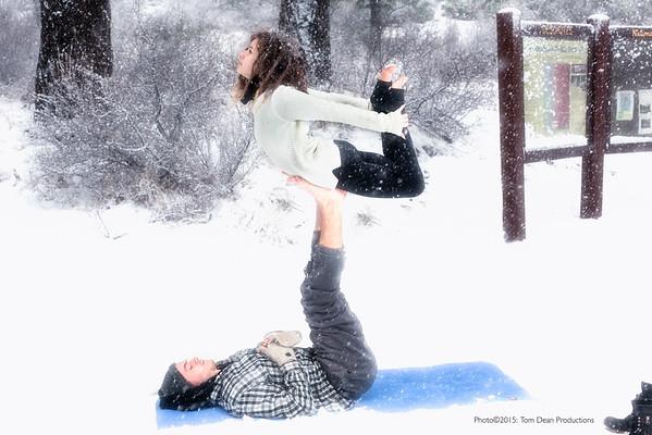 Sarah Snow Yoga