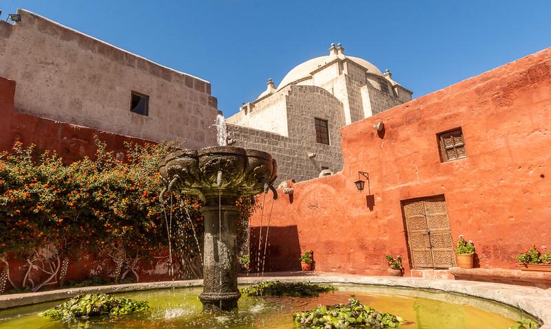 Monasterio Santa Catalina - Arequipa