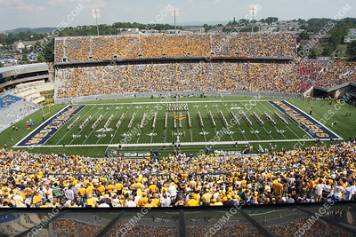 WVU vs Liberty - September 5, 2009 - Halftime