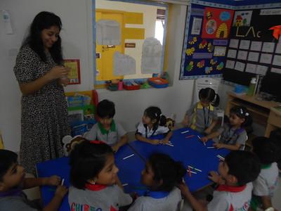 Parental Involvement in School Activity - Chimps on 23.1.2020
