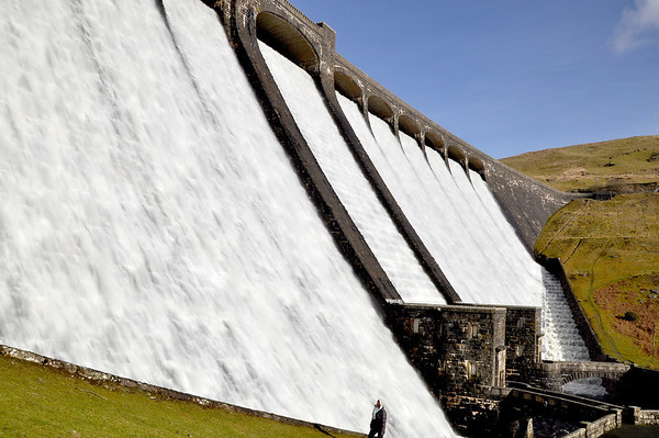 Elan Valley Reservoirs