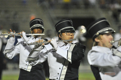 Dr. Phillips Marching Band 9/7/18