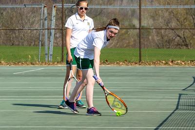2015 Oxford Hills vs. Lewiston Girl's Tennis