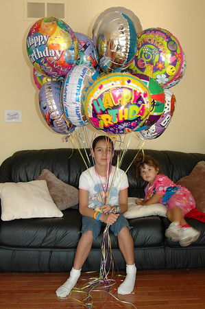 Cumpleaños Nela
