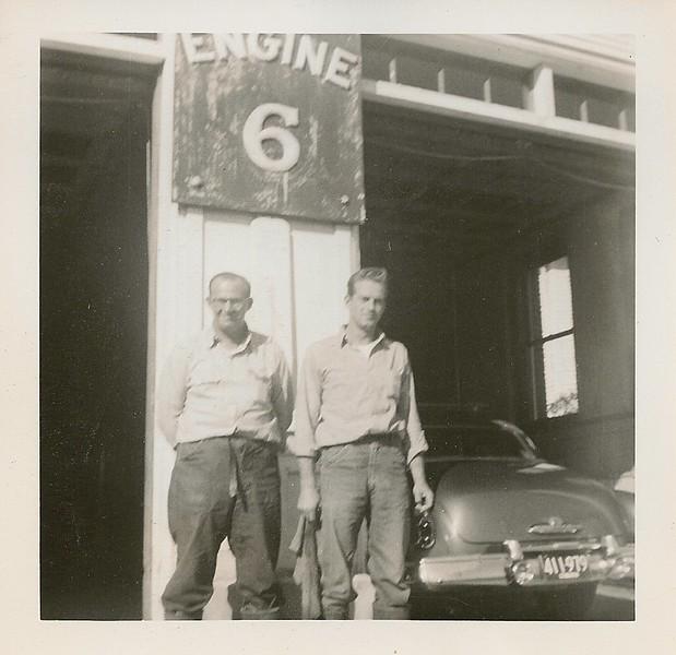 Ben Jorden ( right) Reggie Tawshack ( Left)