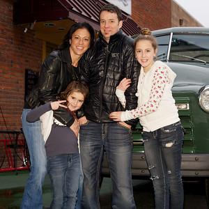 Gobeille Family 2012