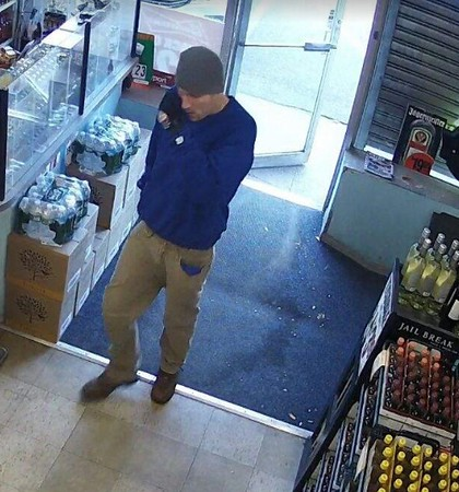 Bristol robbery spree suspect