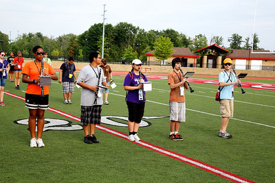 Marching Band Camp 2012, Part II