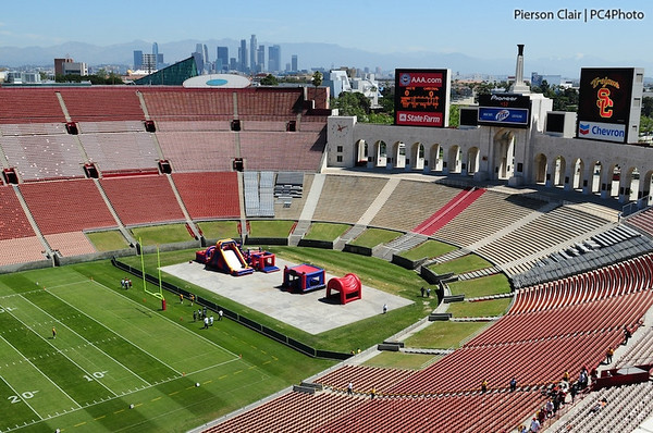 USC Football - Spring Game - 5/1/10