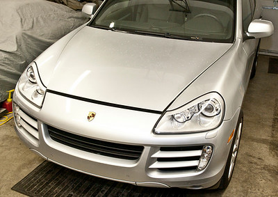2009 Porsche Cayenne S