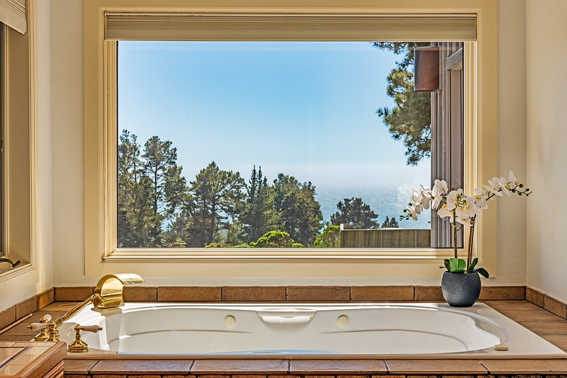 Ocean View From Master Bath