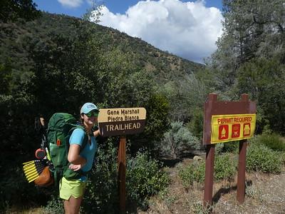 Sespe Wilderness Backpacking/ Ventura