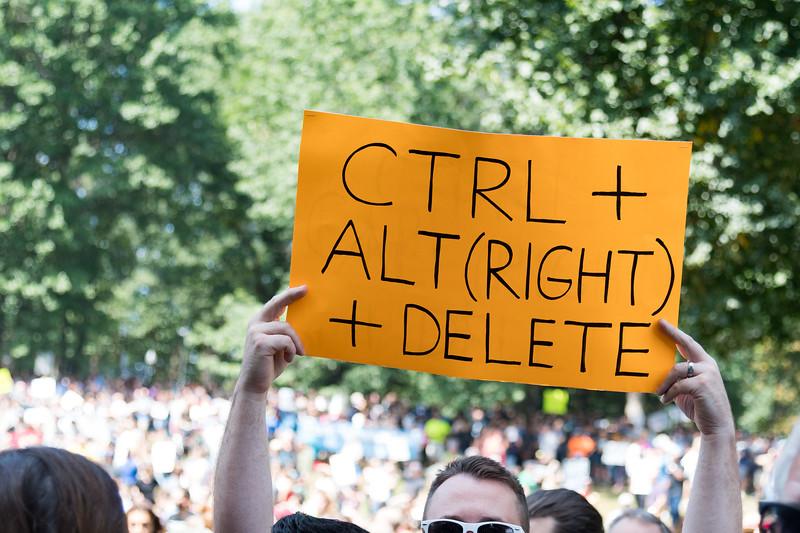 Boston Anti-Hate Rally