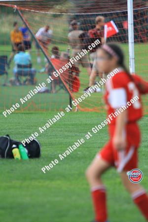 U12 Girls - Winnipeg Phoenix vs LSSA Academy