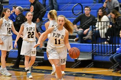 PJP Girls Basketball 2018/19