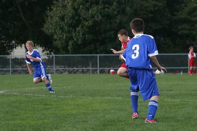 Waterford Soccer v. Groton, 9/19/10