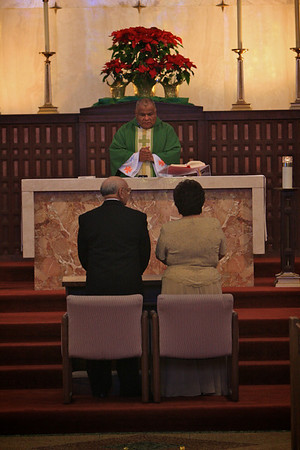 Dorantes 50th Anniversary Mass