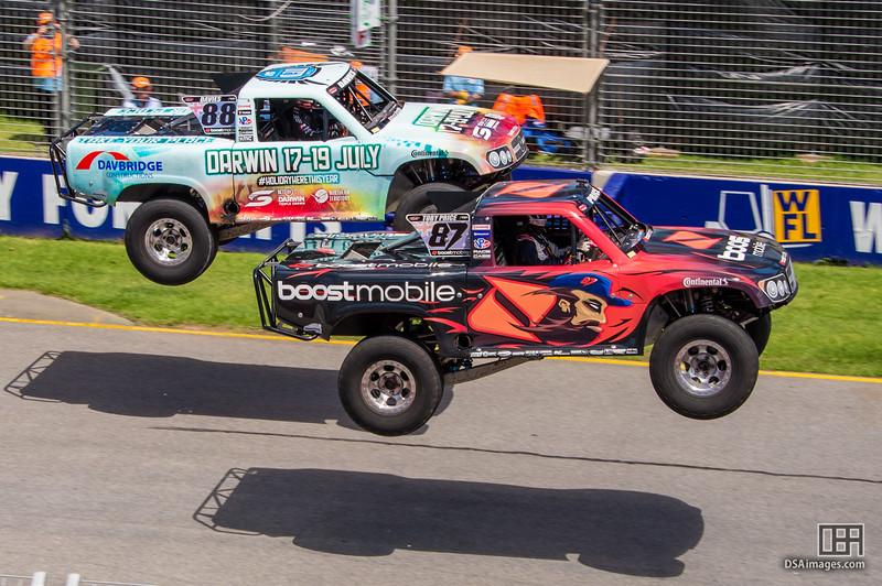 Stadium Super Trucks