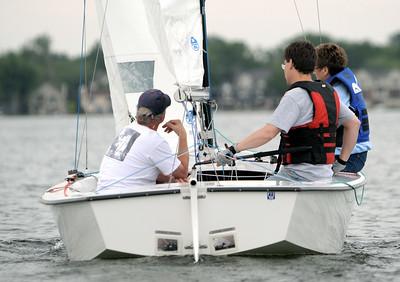 PYC Adult Sail June 16, 2009