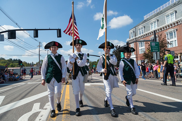 Northboro Applefest Parade 2017