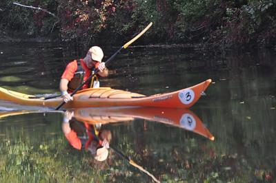 2010 Greenway Challenge Paddle leg 1 - SS