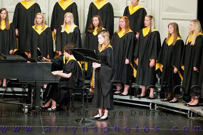 Hutch Spring Choir Concert